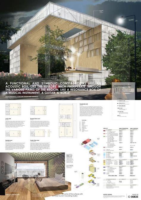 design contest architecture 156 best architecture presentation board images on