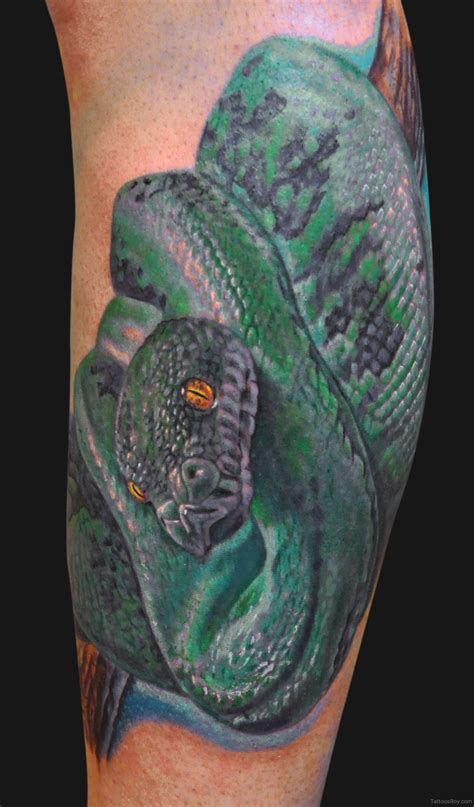 snake tattoo reptile tattoos designs pictures page 3
