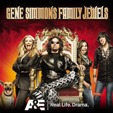 and jewels tv schedule gene simmons family jewels sitcoms photo galleries