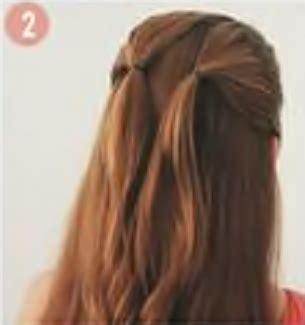tutorial rambut sederhana tutorial rambut wanita gaya sanggul hati unik dan sederhana