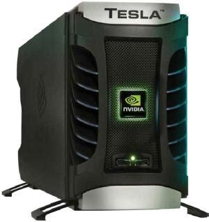 Tesla Processor Dailytech Nvidia Announces Tesla General Purpose