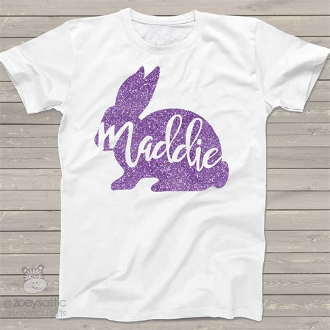 easter shirts for easter personalized shirt easter bunny glitter shirt