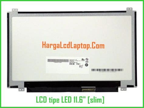 Lcd Untuk Notebook Acer lcd led 11 6 acer aspire v5 131 parts lcd led laptop
