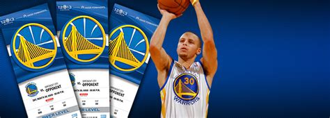Mba Ticket by Tickets Golden State Warriors