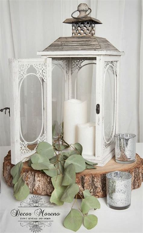 best 25 white lanterns ideas on wedding ideas