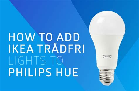 how many lights can a hue bridge how to add ikea tr 229 dfri lights to your philips hue bridge