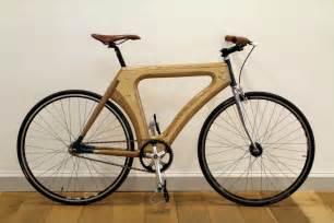 building a wooden bike