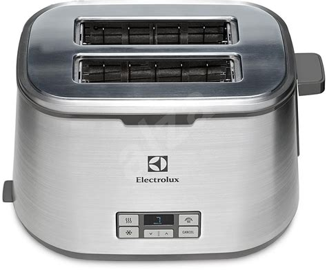 Bread Toaster Electrolux electrolux eat7800 toaster alzashop