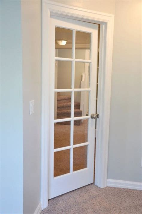 Glass Paneled Interior Door This Glass Interior Door Study Pinterest