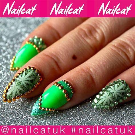 Nail Accesorries Style Nail Stickertape 1 marijuana chronic nail decals waterslide