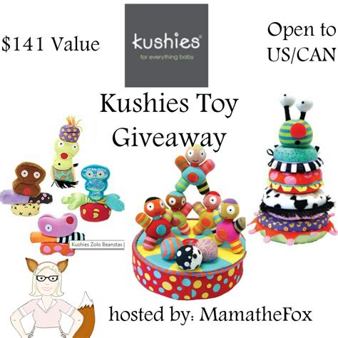Toy Giveaway - kushies holiday toy giveaway the attic girl