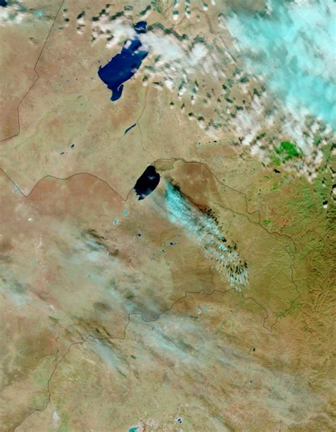 imagenes satelitales falso color compuesto mapas satelitales de mongolia
