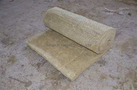 Insulation Rockwool rolled rockwool insulation blanket light weight building
