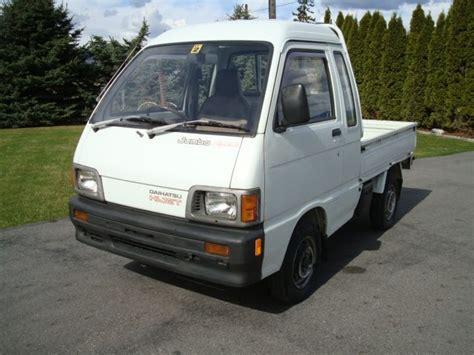 j cruisers jdm vehicles parts in canada 1991 daihatsu