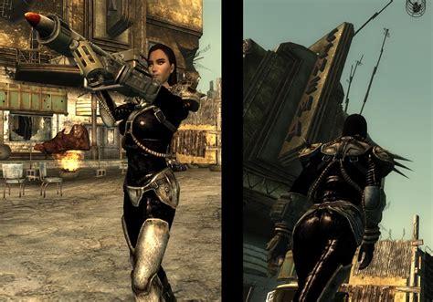 latex armor tutorial black latex metal armor at fallout3 nexus mods and community