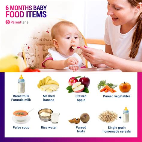 fruit 6 month baby baby food 6 months baby food chart indian