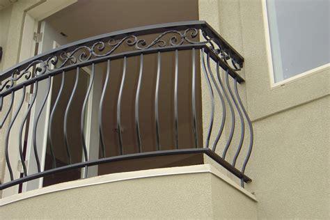 balcony banister salt lake city ornamental iron balconies utah railing