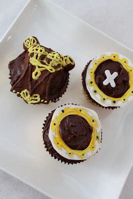 clutzy geek food v for vendetta cupcakes clutzy geek food xena warrior princess cupcakes