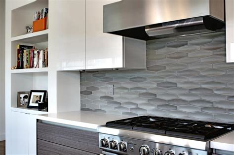 grey tile backsplash photos hgtv