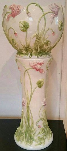 Standing Planter Tinggi 30cm Diameter 20cm 1000 images about jardiniere pedestal on roseville pottery pedestal and pottery
