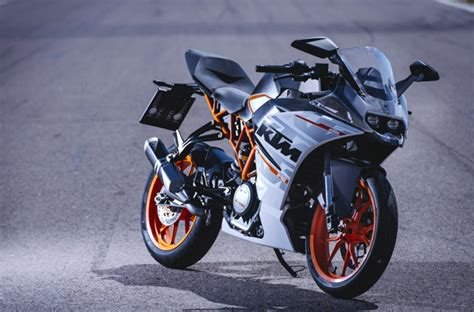 Ktm Rc 390 News 2016 Ktm Rc 390 Launched In International Market