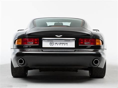 Aston Martin Db7 Gt by Aston Martin Db7 Gt Spotted Pistonheads
