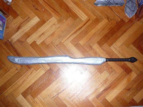 How To Make A Handmade L - buskador s larp a basic single edged larp