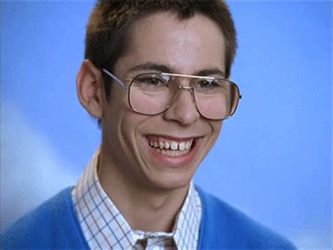 smiling gif freaks and geeks smile gif find on giphy