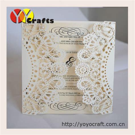 wedding invitation usa unique floral kinds cheap invitation card lace design