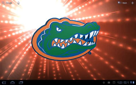 Florida Gators Live Wallpaper florida gators live wps android apps on play