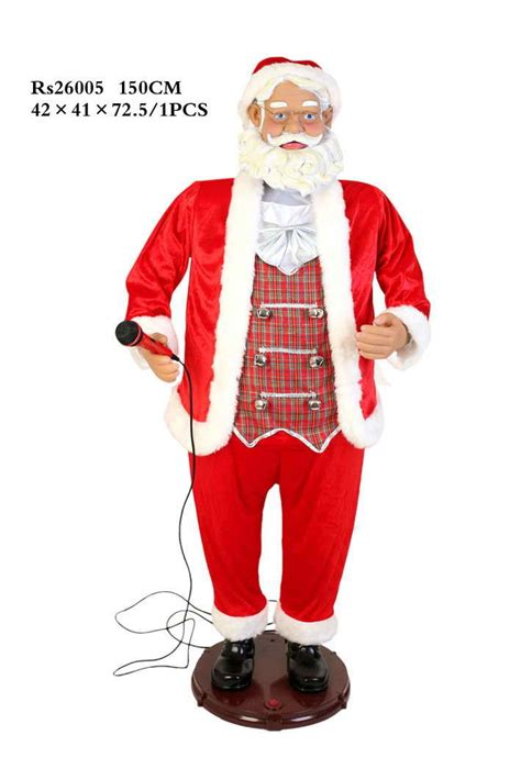 china big dancing santa claus rs26005 china santa