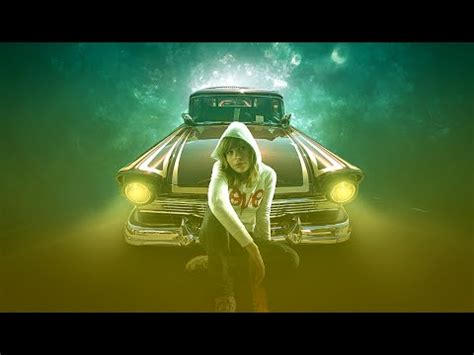Car Lighting Effects Photoshop Cc Photo Manipulation Tutorials Lighting