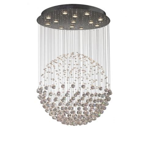 Feature Pendant Lights Modern Chandelier Ceiling Light Large Excelsior Feature Light