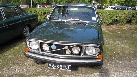 volvo 142 gt volvo 144 sedan 1972 with gt accessories walkaround