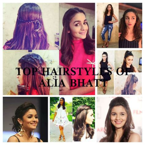 Hairstyles For Hair For Teenagers For College 13 best alia bhatt hairstyles for college