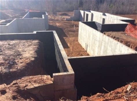 building a basement foundation building a basement the right way is important