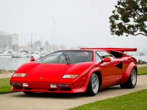 Lamborghini Count Lamborghini Countach Car Club