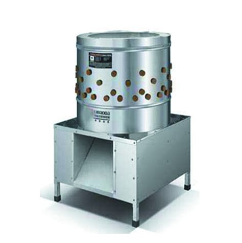 S S Poultry Feather Remover commercial kitchen equipment jual mesin produksi surabaya