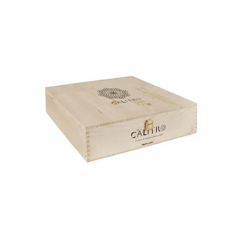 cassette in legno per bottiglie cassetta in legno per 4 bottiglie vigneti calitro