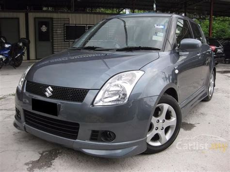 how cars engines work 2006 suzuki swift electronic valve timing suzuki swift 2006 1 5 in selangor automatic hatchback grey for rm 28 800 2322781 carlist my