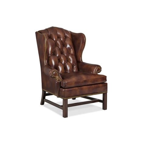 cheap tufted chair hancock and 5962 t baron tufted chair discount