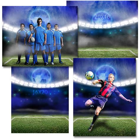 templates photoshop soccer arc4studio joy studio design gallery photo