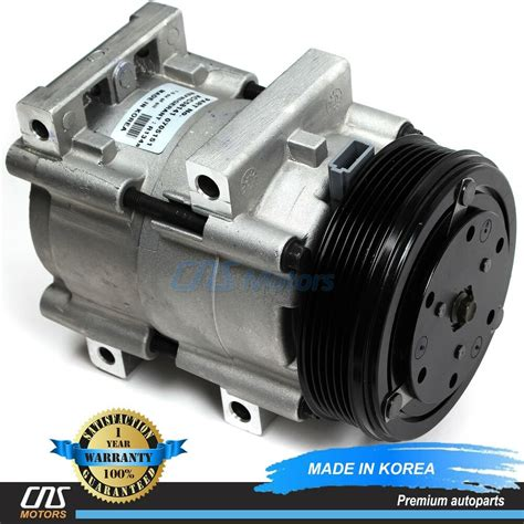 new a c compressor 58141 for 93 04 ford bronco f 150 f 250 mustang taurus ebay