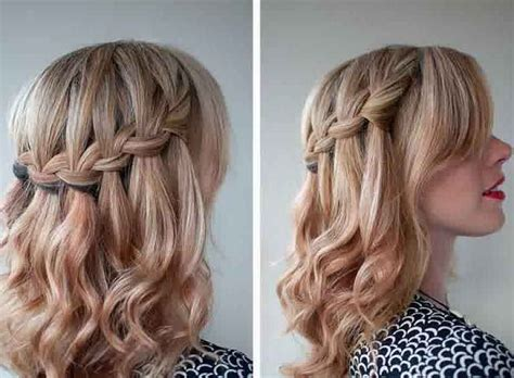 Prom Hairstyles For Medium Length Hair With Braids | prom hairstyles for medium hair braids hairstyles tips