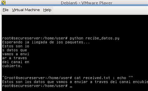 hacking con python la guã a completa para principiantes de aprendizaje de hacking ã tico con python junto con ejemplos prã cticos edition books escuela de hacking covert channels sobre icmp con python