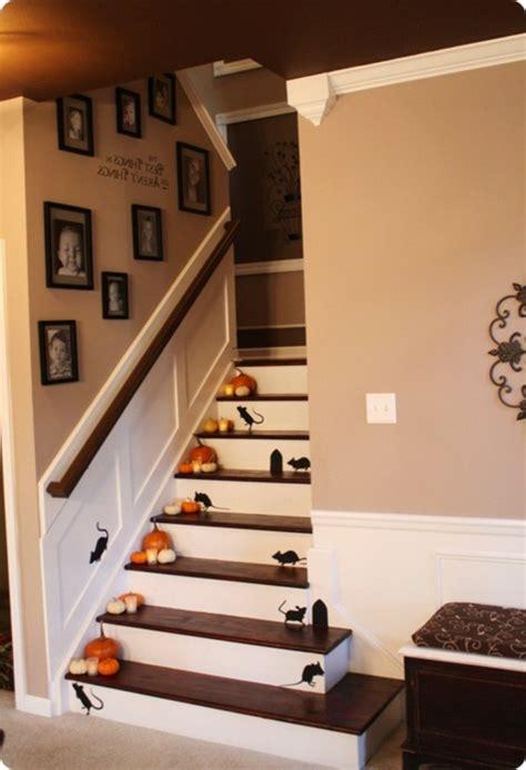 deko treppe 36 geisterhafte dekoration ideen f 252 r ihr zuhause