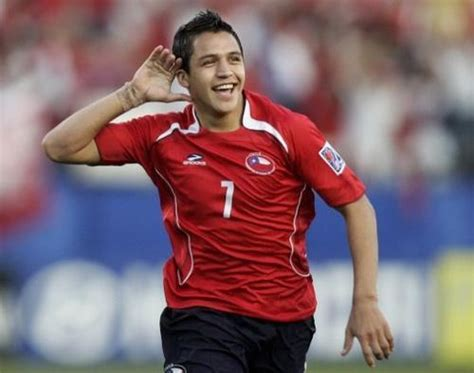 alexis sanchez volleyball world top sports stars alexis sanchez