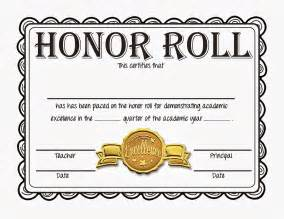 Honor Roll Certificate Templates by Steve S Classroom New Freebie Honor Roll Certificates