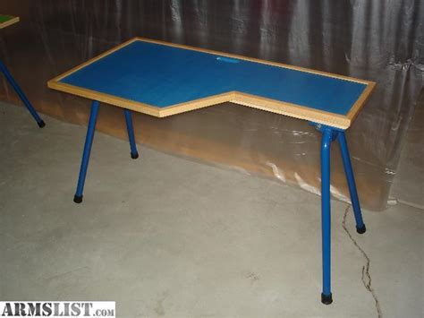shooting tables for sale armslist portable shooting table