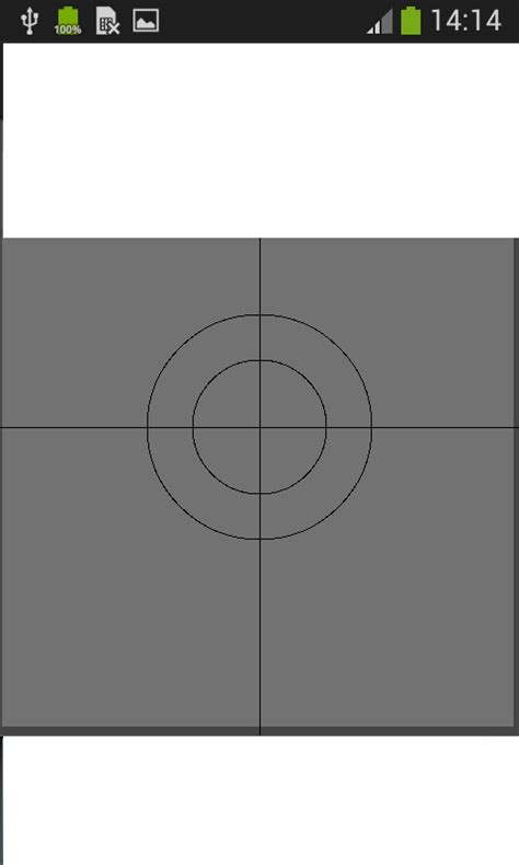 Android Canvas Draw Circle by Canvas How To Draw A Diameter Of A Circle In Android